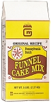Funnel Cake Mix 6-5lb Deluxe Pennsylvania Dutch